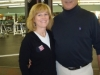 Kim Starkey, Trainer and Tony Parisi, Member Services