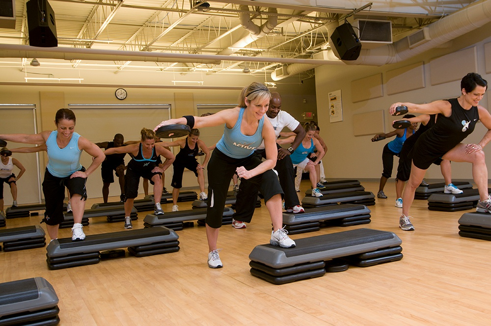 Group active is the best place to start working out.