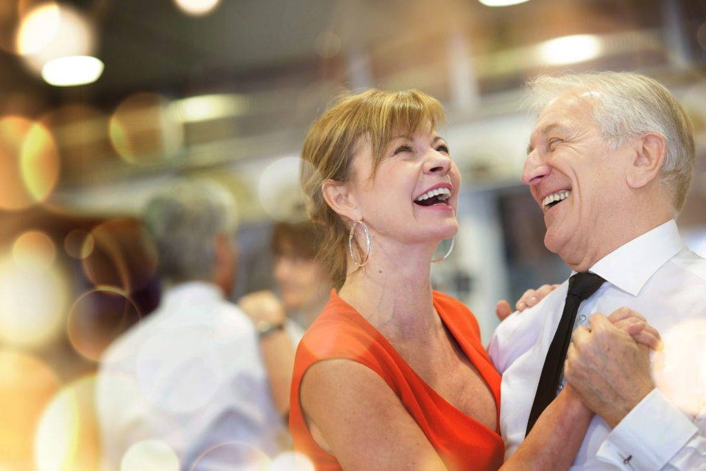 Ballroom Dancing is great for your health.
