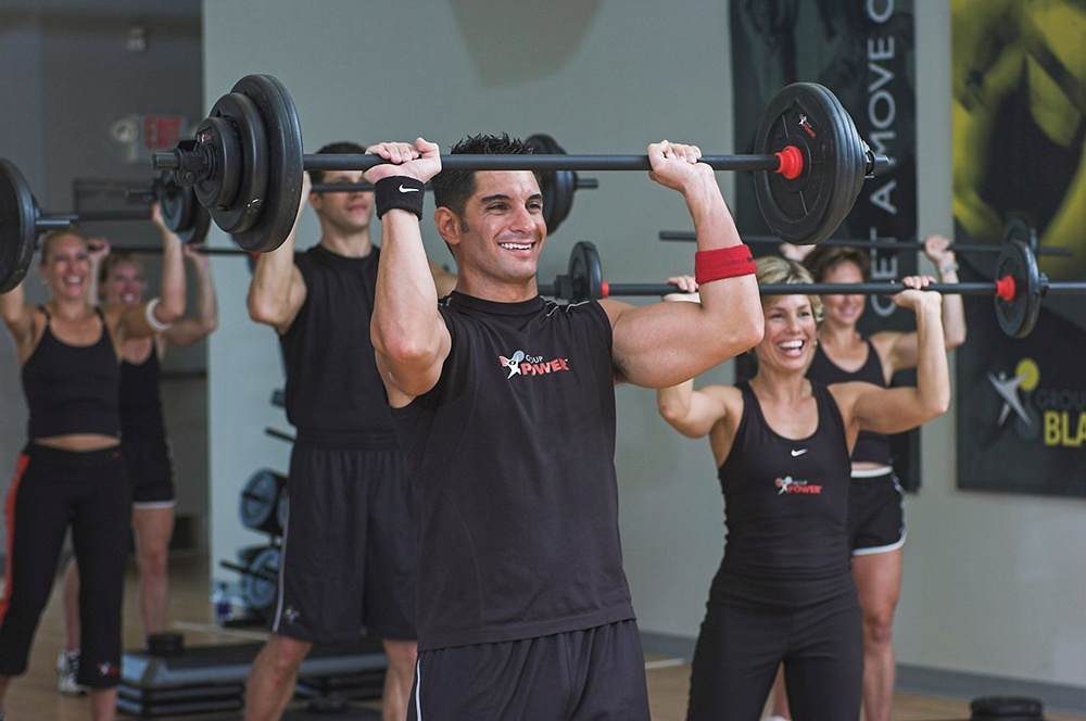 Group Power is a results-driven fitness program.
