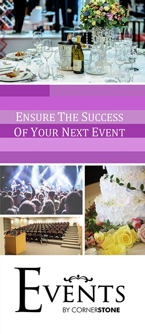 Cornerstone Events Brochure. this links to a downloadable brochure.