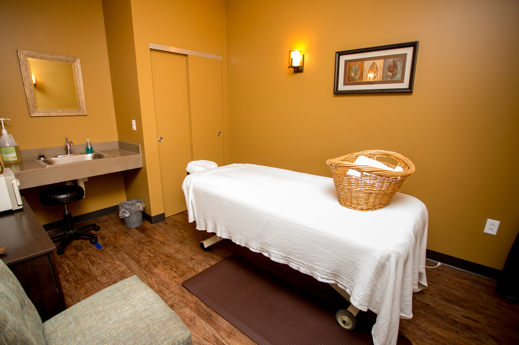Skincare and Massage Room in New Hope