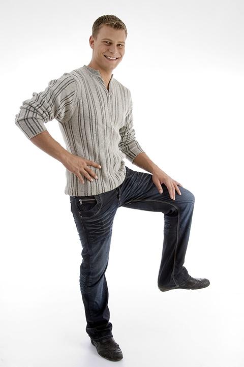 Single leg stance test