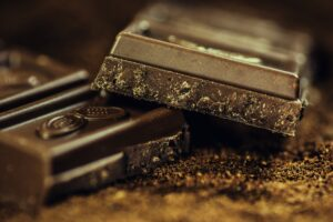Chocolate has benefits - another is improved cognitive function.