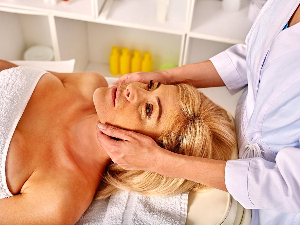 Facials should include a good facial massage to help detoxify the skin.