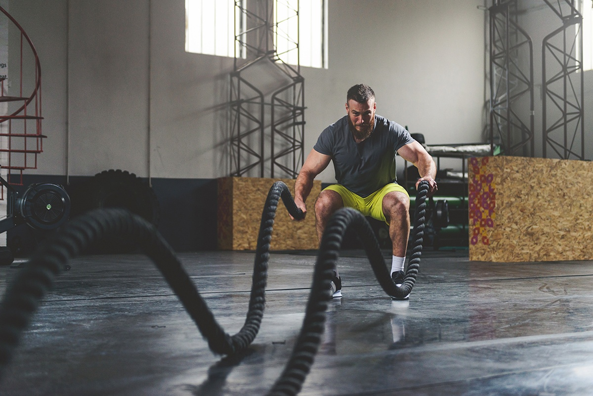 rope fitness