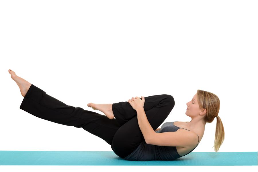 pilates/yoga fusion