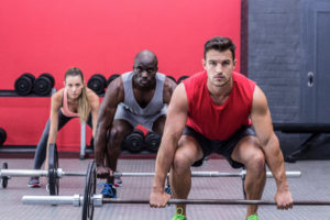 HIIT Group Fitness Workout